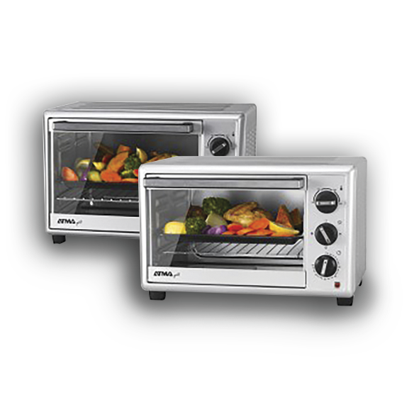 HORNO C/GRILL 40 LTS.-ATMA-